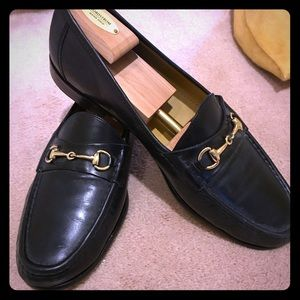 Men's cole Hahn loafers In excellent condition